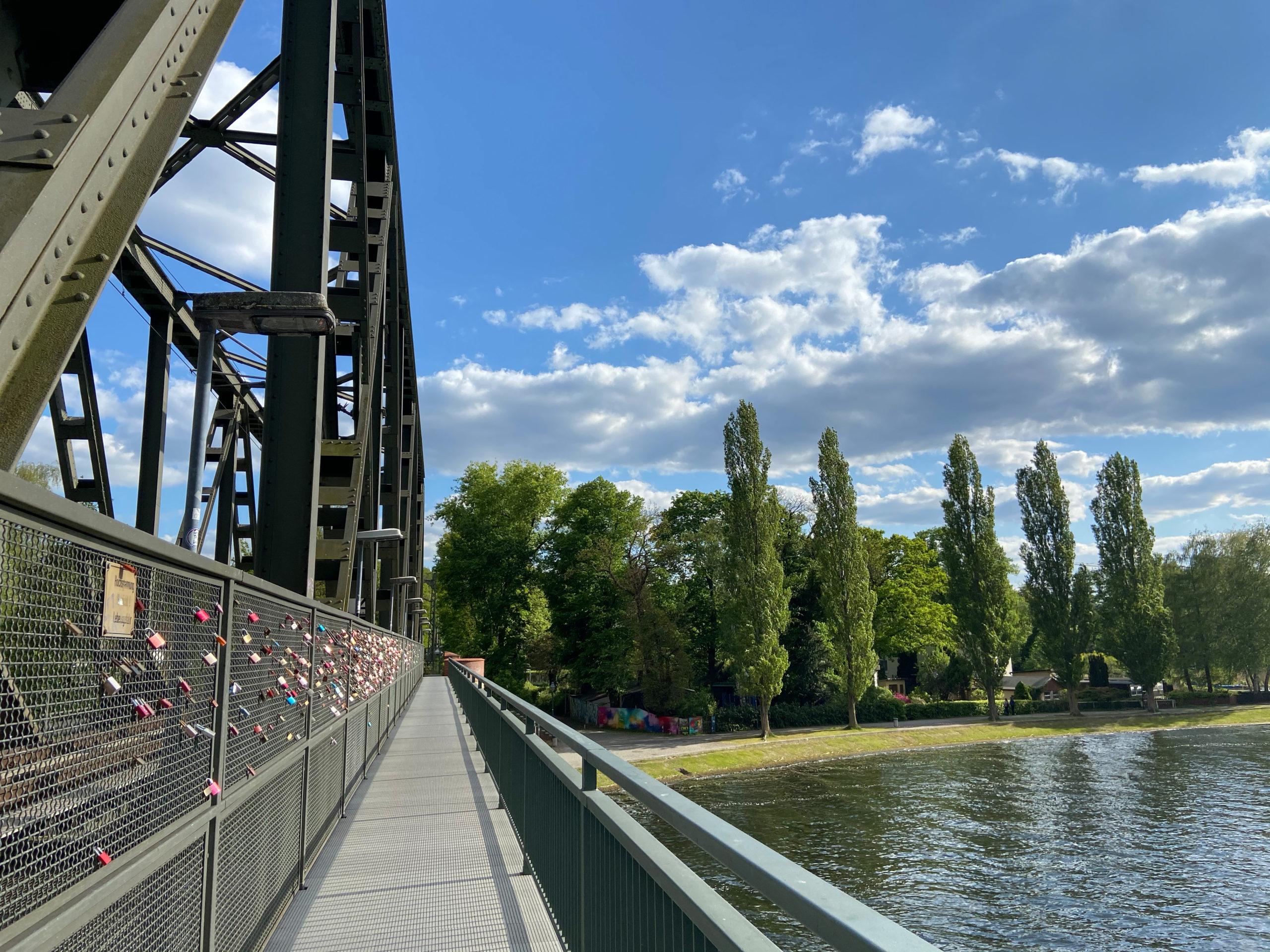 Caputher Gmünd, Eisenbahnbrücke, Kerstin Runge